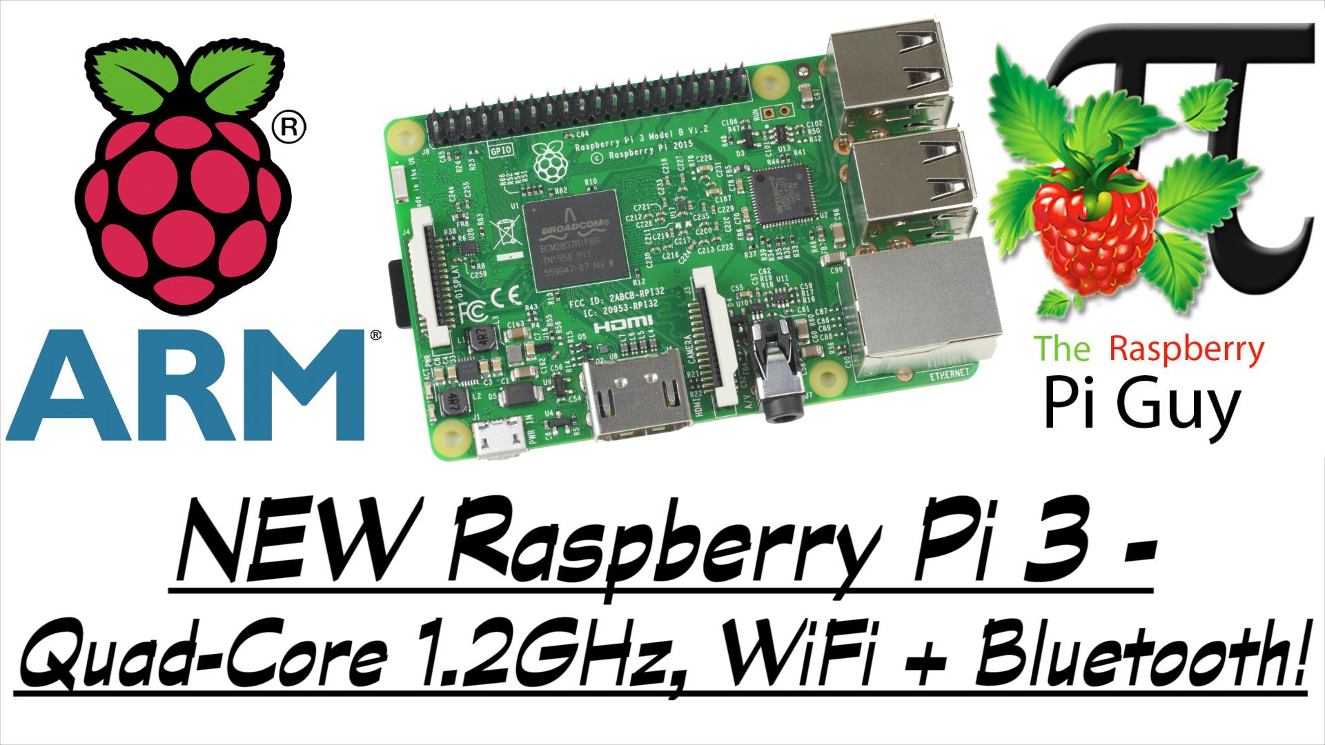 Tutorials & Videos – The Raspberry Pi Guy