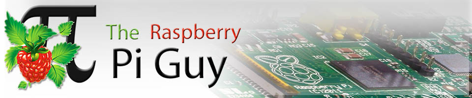 The Raspberry Pi Guy